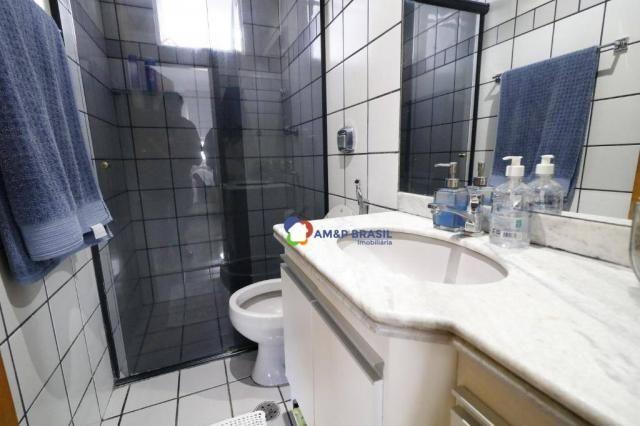 Apartamento com 3 dormitórios à venda, 80 m² por r$ 290.000,00 - setor nova suiça - goiâni - Foto 6