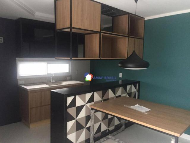 Apartamento Duplex com 2 dormitórios à venda, 80 m² por R$ 620.000,00 - Setor Bueno - Goiâ