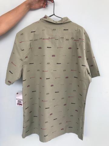 Camisa Vans - Foto 2