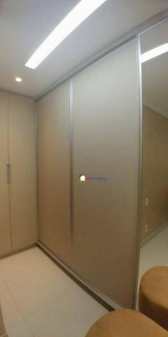 Apartamento com 3 dormitórios à venda, 179 m² por r$ 1.250.000,00 - setor marista - goiâni - Foto 14