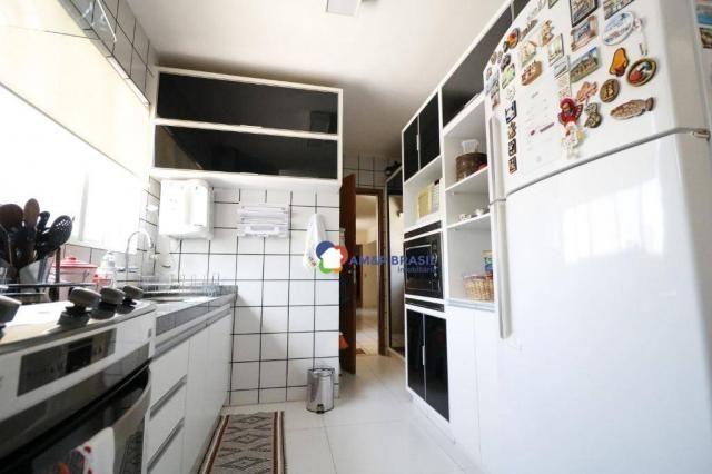 Apartamento com 3 dormitórios à venda, 80 m² por r$ 290.000,00 - setor nova suiça - goiâni - Foto 11