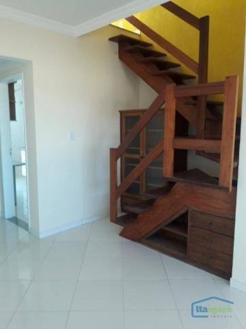 Cobertura com 4 dormitórios para alugar, 200 m²- pitangueiras - lauro de freitas/ba - Foto 10