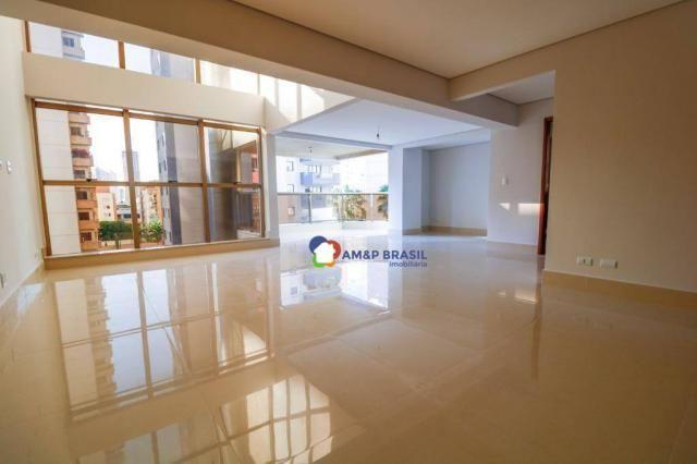 Apartamento com 3 dormitórios à venda, 230 m² por r$ 940.000,00 - setor bueno - goiânia/go - Foto 8