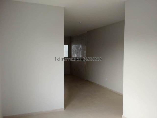 Promoção Ótimo Apartamentos Térreos 2 Dormitório Planaltina Gravataí! - Foto 3