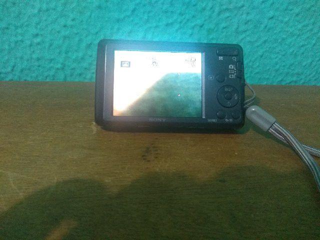 Câmera Sony Dsc-w620 Prata - Foto 2