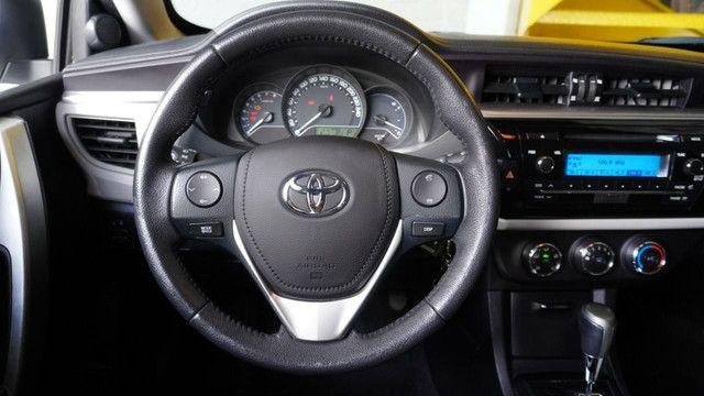 Corolla GLI 1.8 Blindado, é na Gran Car! - Foto 7