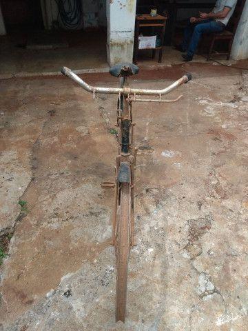 Bicicleta antiga - Foto 2
