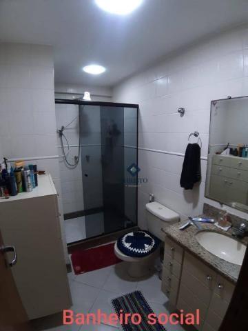 Apto com 3 Qtos à venda, 145 m² por R$ 690.000 - Praia de Itapuã. - Foto 10