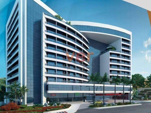 Sala à venda, 34 m² por R$ 430.000,00 - Dionisio Torres - Fortaleza/CE - Foto 4