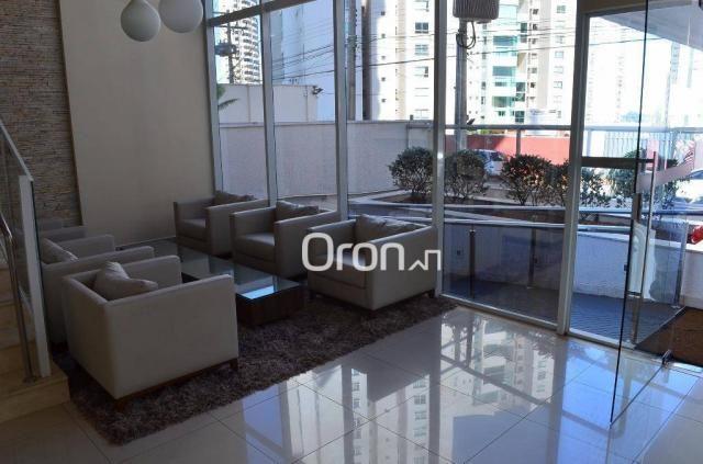 Apartamento com 3 dormitórios à venda, 113 m² por R$ 630.000,00 - Jardim Goiás - Goiânia/G - Foto 3