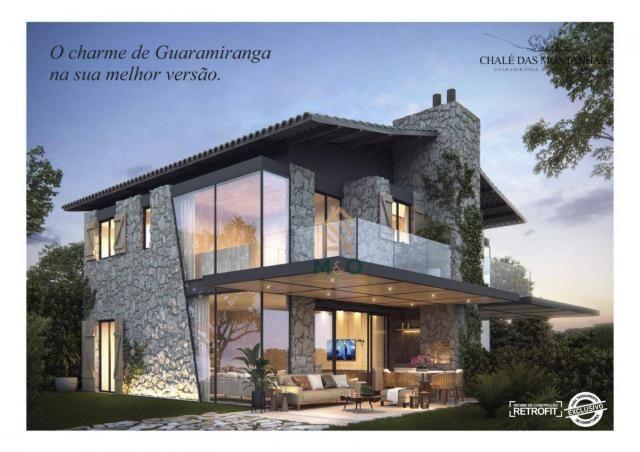 Loft com 3 dormitórios à venda, 138 m² por R$ 1.550.00 - Macapá - Guaramiranga/CE