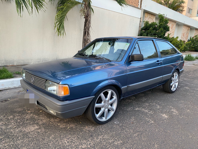Gol CL 1993 1.8 Motor Turbo