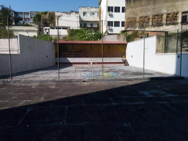 Apartamento com 2 dormitórios para alugar, 64 m² - São Domingos - Niterói/RJ - Foto 17