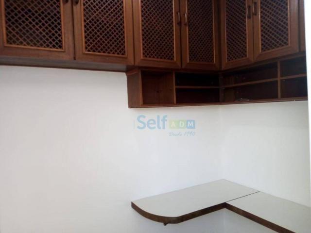 Apartamento com 2 dormitórios para alugar, 64 m² - São Domingos - Niterói/RJ - Foto 16
