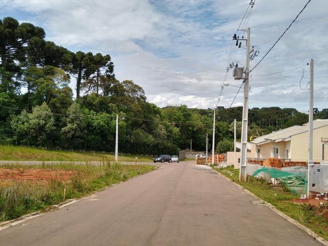 Terreno Campo Largo, Res. Águas Claras, Cond. Fechado, entrada de R$2.300,00 - Foto 9
