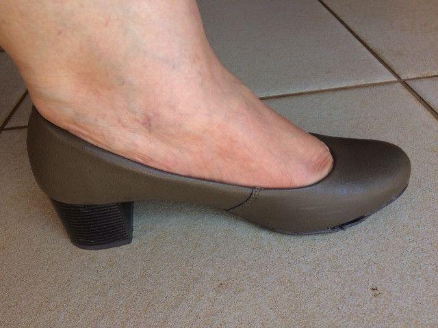 Sapato de salto feminino Ana Flex