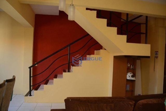 Casa com 4 dormitórios à venda, 200 m² por R$ 340.000,00 - Passaré - Fortaleza/CE - Foto 9