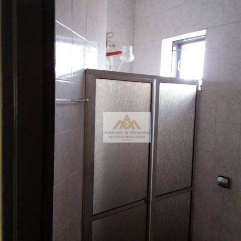 Apartamento com 3 dormitórios para alugar, 89 m² por R$ 1.050/mês - Vila Tibério - Ribeirã - Foto 11