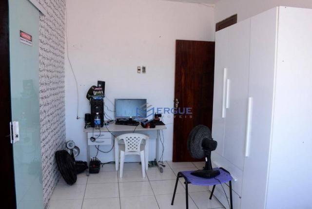 Casa com 4 dormitórios à venda, 200 m² por R$ 340.000,00 - Passaré - Fortaleza/CE - Foto 19