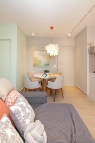 Apartamento com 1 dormitório para alugar, 41 m² por r$ 2.000/mês - ribeirânia - ribeirão p - Foto 11