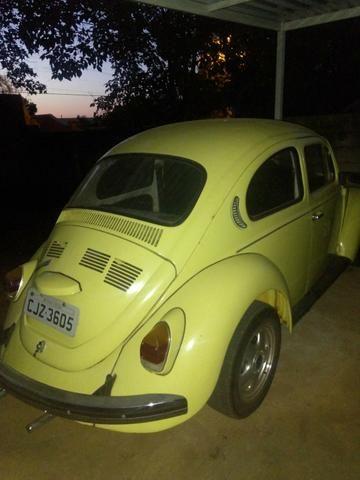 Fusca amarelo 1977 - Foto 4