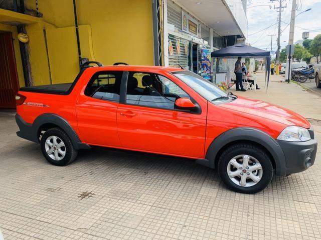 Strada 2020 *0*km rodado.na amazônia repasse - Foto 5