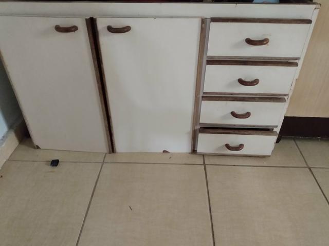 Armário lavanderia