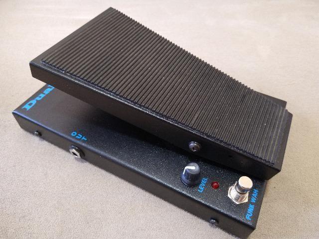 Morley PBA-2 Dual Bass Wah (seminovo) + fonte (nova)