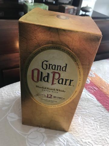 Grand Old Parr 12 anos 1L - Foto 3