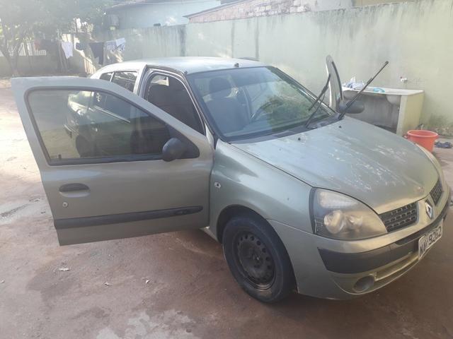 Clio Sedan 16v 1.0 4 portas (leia) - Foto 6