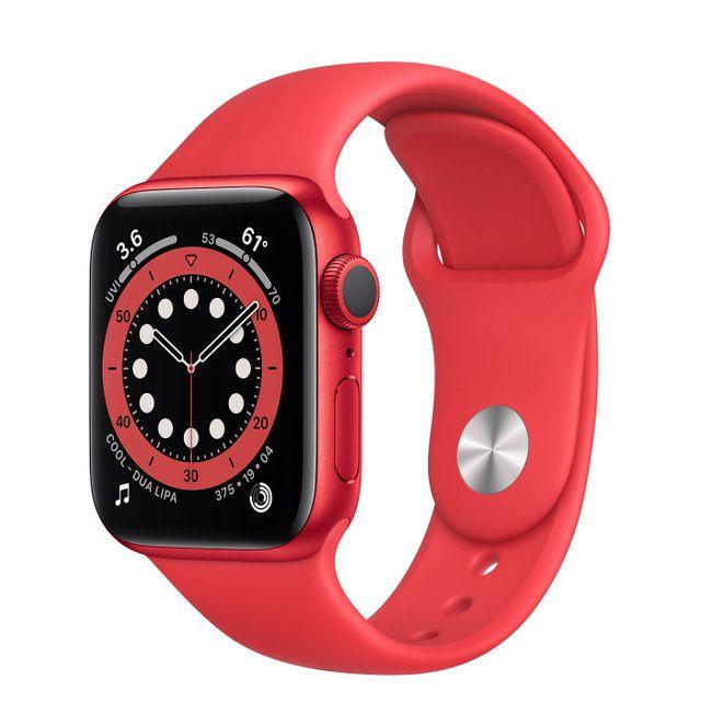 Apple watch séries 6 40mm - lacrado - pronta entrega - Foto 2