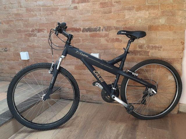 Bike Caloi - Foto 6