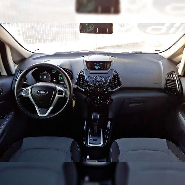 Ford Ecosport Freestyle 2016 Automático com GNV 5ª Geração - Foto 7
