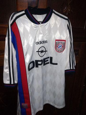Camisa Oficial Bayern Munchen 1995/1996