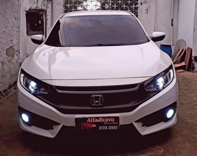 Honda 2.0 Sport  financio com uma pequena entrada