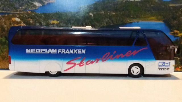 Miniatura de ônibus - Foto 2