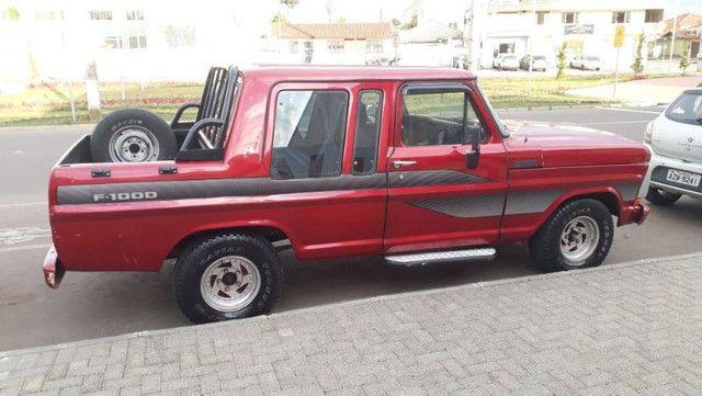Ford/f1000/1983/ não faz financiamento - Foto 7