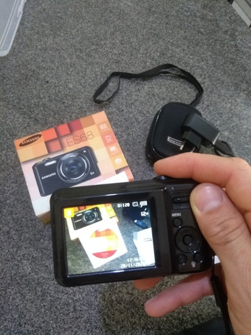 Câmera Digital Samsung ES68 - Foto 4