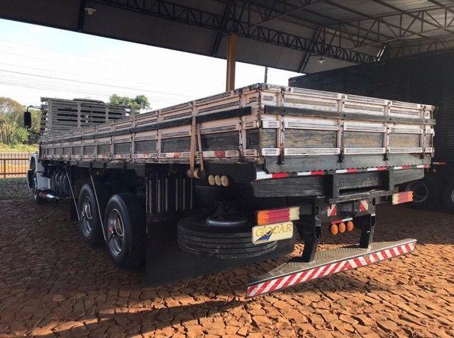 Mb 1620 6x2 (Parcelamos primeiro caminhão!) - Foto 5