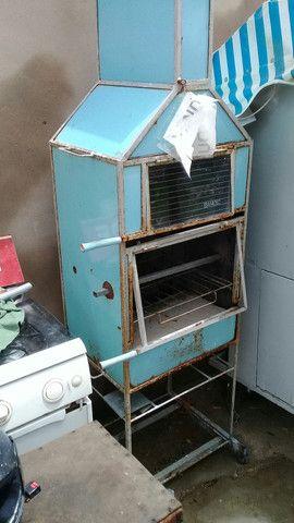 Vendo churrasqueiras ferro - Foto 2