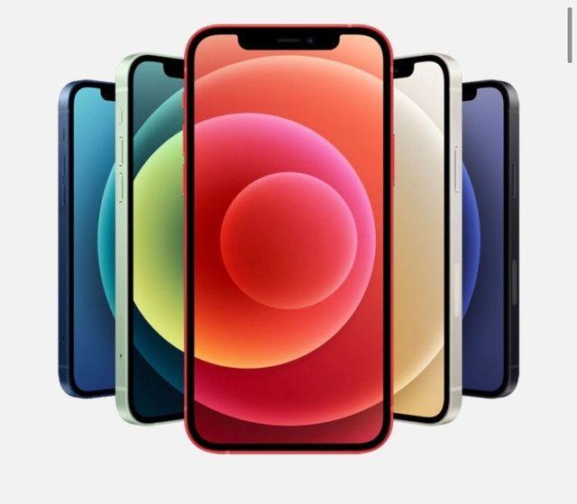 Iphone 12 64Gb Lacrado - 12 Meses Garantia - Foto 4