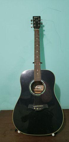 Vendo Violão Tagima TW-25 Woodstock, usado