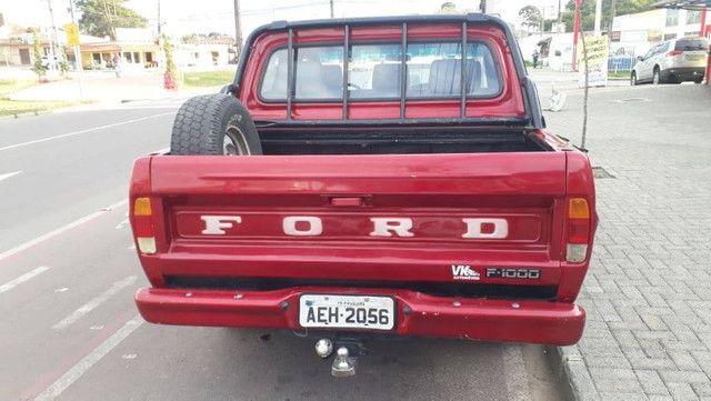 Ford/f1000/1983/ não faz financiamento - Foto 4