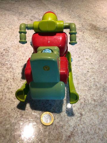 Brinquedo. Motocicleta desmonte Educação Crianças ?Raro? - Foto 3