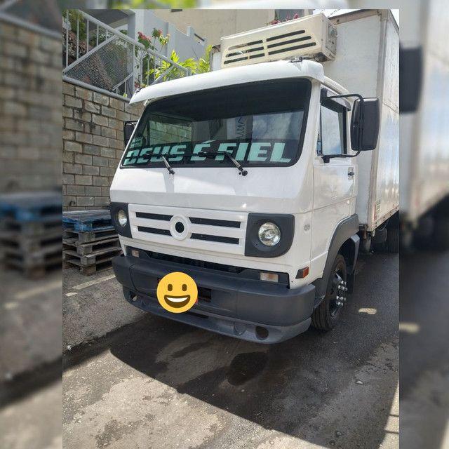 Caminhão 3/4   VW 8.150 - Foto 2