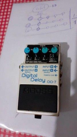 Delay Boss DD-7  - Foto 2