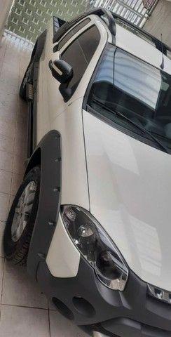 Fiat Strada Adventure CE 1.8 flex RS 2013 completa excelente estado - Foto 2