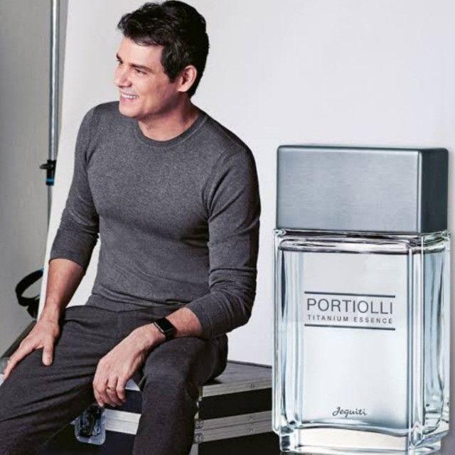 Perfume Masculino Celso Portiolli Titanium Essence 100ml - Foto 2