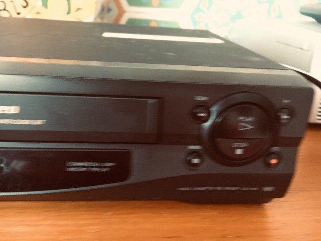 2 Video Cassete VCR Usados - Orion e Sony - Foto 4