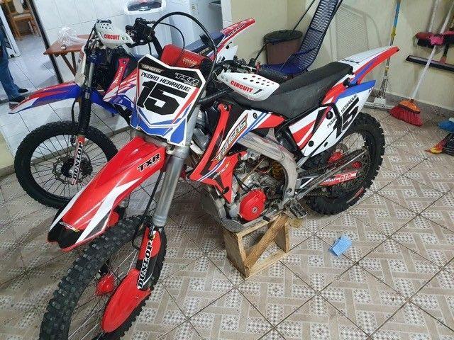 Mxf Tokens 250 2014 moto zera qualquer proposta em dinheiro leva - Foto 10